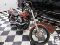 Make Harley Davidson Model Dyna Year 2011 kms 10700