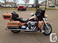 2008 Harley davidson Davidson Electra Slide Ultra