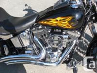 Make Harley Davidson Model Fatboy Year 2004 kms 6500