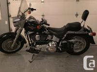 Make Harley Davidson Model Fatboy Year 2000 Kms 49525
