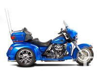 Hannigan Harley-Davidson FLH Trike Conversion Package