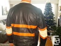 Brand New Harley Davidson Leather Jacket men's large