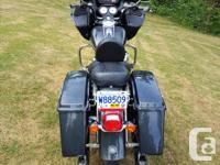 Make Harley Davidson Year 2005 kms 11400 05 Road Glide,