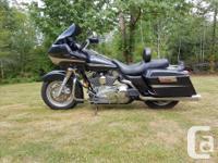 Make Harley Davidson Year 2005 kms 12400 05 Road Glide.