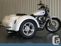 Harley Davidson Softail Dyna Sportster Trike Dealer