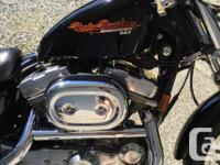 Make Harley Davidson Model Sportster Year 1996 kms