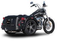 Harley Davidson Sportster Trike Conversions. Several to