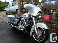 Make Harley Davidson Year 2010 kms 15000 2010 Harley
