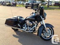 2010 Harley Davidson FLHX Road Move. This Bike Is
