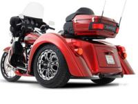 Convert Your Harley Davidson Tour Model to a Trike