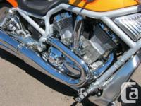 2003 Harley Davidson VRSCA V-Rod. Spick-and-span V-Rod!