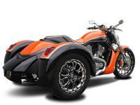 This Hannigan Trike kits fits on 2001-Present Model