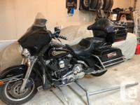Make Harley Davidson Model Ultra Year 1997 kms 65000 My