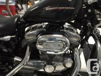 2006 XL 883 low Sportster has 16000 miles , very good