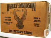 Harley Davidson Collector's Series 2 Card Manufacturing
