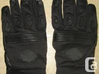 Harley Davidson guys gloves fresh as well as women