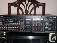 This is a nearly new condition Harman Kardon AVR 20, it