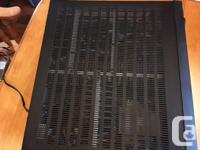 Good Day: I have a very good condition AVR 500 for sale