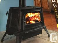HARMAN WOOD STOVES ONLY THE BEST TECHNOLOGY .LONGEST