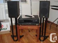 Harmon Kardon 60 watt stereo receiver. This is a 5