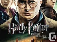 Harry Potter And The Deathly Hollows Pt 2 Single disc