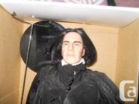 I'm offering for sale one collectible Severus Snape