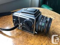 Beautiful camera, but it's been sitting a bit too long