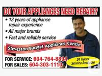 CALL NOW for fast and reliable service () Appliance