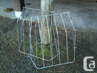 Slightly used Hay racks, I have 2 wall mount racks