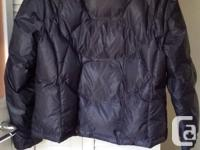 HBC OLYMPIC WEAR DOWN FILLED JACKET 80% DOWN, 20%