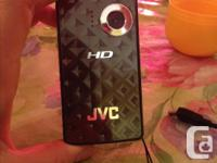 Jvc pocket digital camera gives a quite stable video