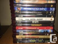 Toshiba HD player and 14 HD DVDS Guy movies - all items