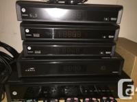1 Motorola HD Dual Tuner DVR / PVR - $50 or best