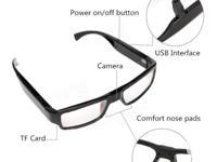 Specifications: HD quality video camera eyewear. Easy for sale  Saskatchewan