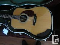 Martin HD28 Guitar - Solid Rosewood Sides and also Back