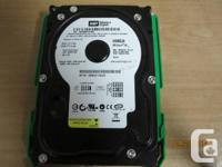 Used HDD WD Western Digital Caviar 80Gb WD800JB