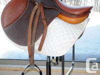 Henri De Rivel Advantage Eurocup Close Contact Saddle