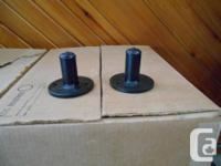 HDS Microphone Stand Speaker Mounts: - Screws to