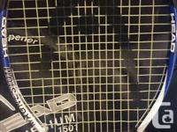 Head decent novice racquet in good condition ideal for