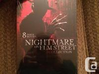 Nightmare on Elm Road 8 DVD Box Establish. Brand name