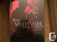 Headache on Elm Road 8 DVD Box Establish. Brand name