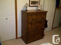 Matching set including the following: - dresser with