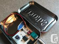"""Selling my brand-new Lucid Labs """"Altoids"""" case"""