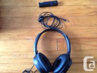 Selling a pair of HeadRush Harmony Bluetooth 3.0