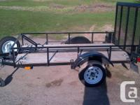 Great Shape just like new Single Motorcycle Trailer,