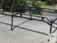Tubular Steel construction. Top rear section removable