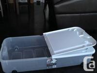 Remodeling Sale!   Offering heavy duty wheeled latch