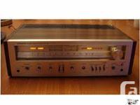 Hi, i am looking for heavy old home Stereo Amplifiers,