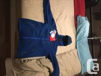 NWT Helly Hansen Vanir fleece, never worn, men's size