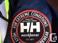 New, never worn Helly Hansen Work Wear Extreme